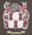 Egerton Castle coat of arms