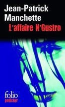 Couverture L'Affaire N'Gustro Jean Patrick Manchette