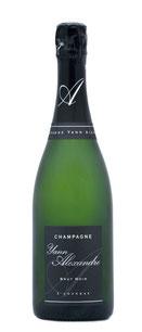 Champagne Yann Alexandre : Brut Noir
