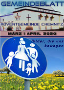 Gemeindeblatt März/April