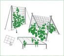 Шпалерные сетки для подвязки растений в Ставрополе