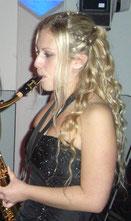 Daniela Weinmüller (sax)