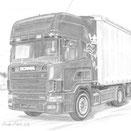 Lastwagen + Busse