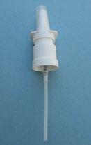 Testa spray per naso