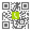 Telefonnummer der Zahnarztpraxis Dr. Erwin Müller in Mallersdorf-Pfaffenberg: Einfach scannen und anrufen!