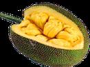 Jackfruit, jackfruitaroma, exotische früchte, aromatische frucht