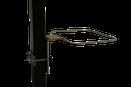 Support équerre avec système d'accroche horizontal et vertical