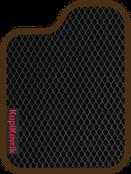 Коврик EVA черный