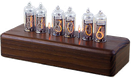 Thermo Wood Nixie Clock