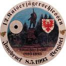 Ehrenscheibe 1993