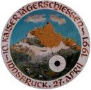 Ehrenscheibe 1991