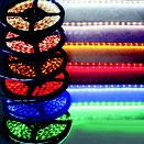 LED-Lichtbänder/Strips in diversen Farben