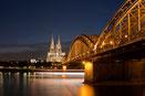Geisterschiff in Köln