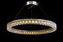 moderner Kronleuchter aus Metall, rund, Handarbeit, Willowlamp-Manufaktur, LED, handgefertigt in Afrika