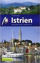 Istrien und Kroatien Reiseführer Empfehlung von Lore Marr-Bieger