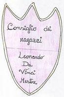 """Logo Circolo Didattico """"L. Da Vinci"""" di Mestre (VE)"""