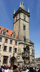 Altstädter Rathausturm, Prag