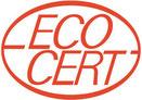 Das Siegel von ECOCERT - Europas größter Kontroll- und Zertifizierungsverband.