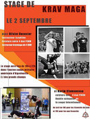 Stage krav maga de mises en situations
