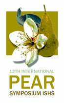 "Logo des ""12th International Pear Congress"" in Leuven 2014"