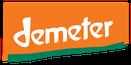 Das Demeter Siegel steht für Demeter-Naturkosmetik.