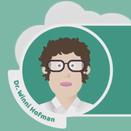 Tekening dr. Winni Hofman