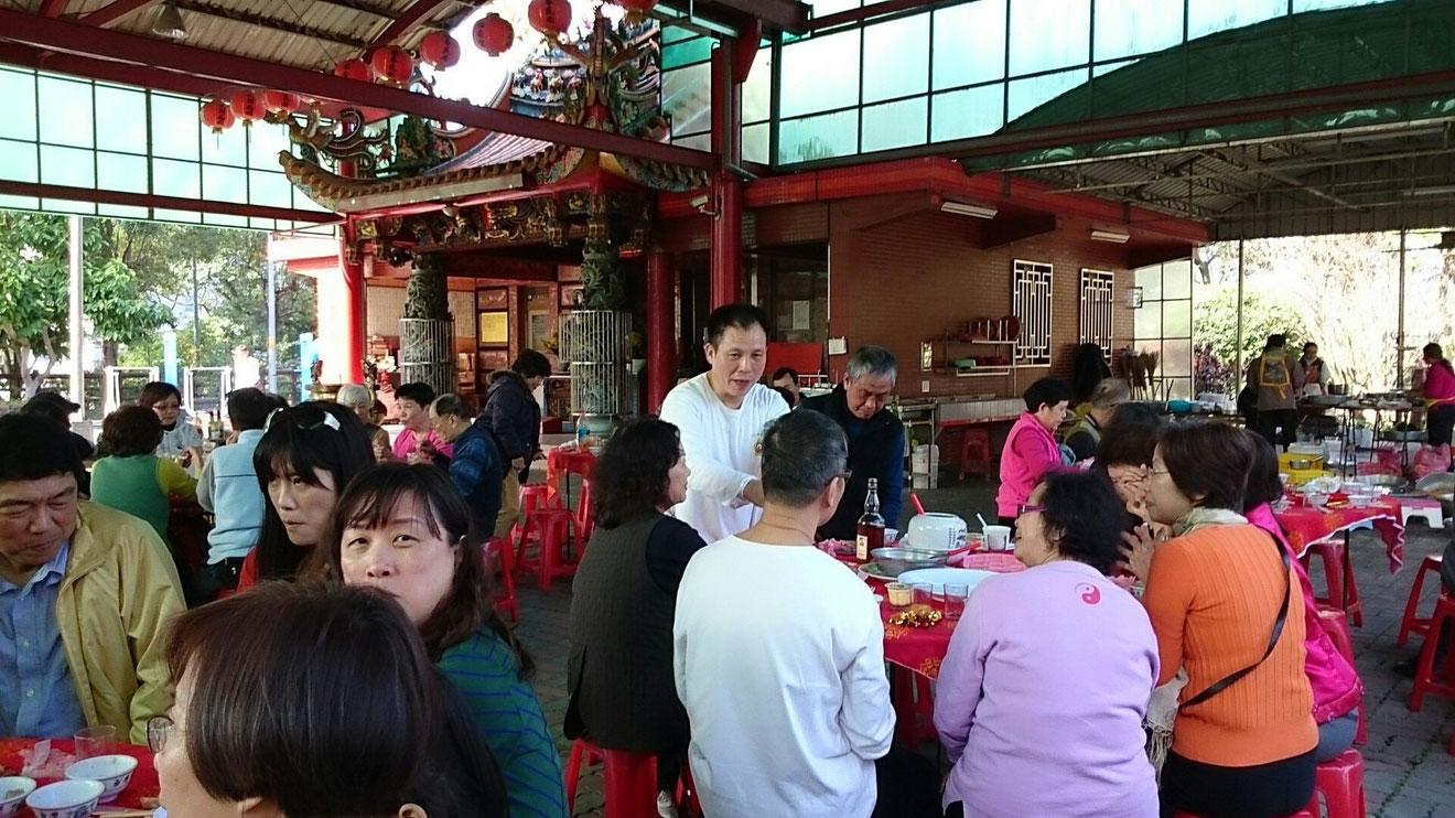 2015年2月7日福安、綠灣、大鵬、日安年終尾牙聚餐集