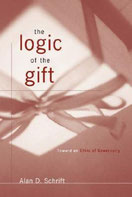 Alan Schrift The Logic of the Gift
