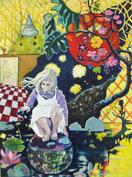 """""""Zu neuen Ufern"""" 2013, Acryl/Leinwand 80x60 cm"""