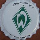 Werder Bremen Kronkorken.