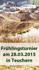 Fruehlingsturnier in Teuchern am 28.03.2015