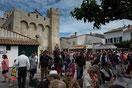 Saintes Maries de la mer (Francia)    Raduno europeo dei gitani 2014