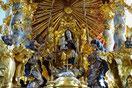 Gnadenaltar und Gnadenbild, Mariä Himmelfahrt, Dorfen