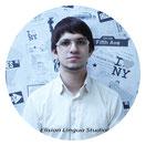 Facundo репетитор носитель испанского языка. Москва. Elision Lingua Studio. Носители испанского языка