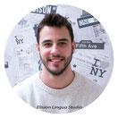 Alejandro репетитор носитель испанского языка. Москва. Elision Lingua Studio. Курсы испанского языка с носителем