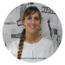 Irene репетитор носитель итальянского языка. Москва. Elision Lingua Studio. Итальянский с носителем индивидуально