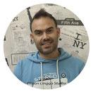 Julio репетитор носитель испанского языка. Москва. Elision Lingua Studio. Носители испанского языка