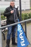 Ralf Meurer; immer mit der FuPa TV Cam Vorort ;-)
