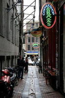 Coffeeshop Abraxis Amsterdam