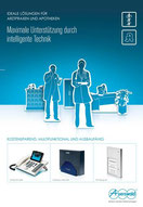 Titelbild Broschüre: Arztpraxen & Apotheken, Wellnes & Sport