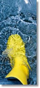 Wasserschadenbeseitigung