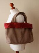 Stofftasche, Einkaufsbeutel, handgemacht