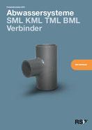 Broschüre zur Abwassertechnik bei RSP®