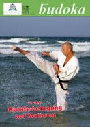 Cover der budoka Dezember 2009