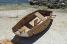 Paperotto faltbares Segelboot
