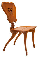 Reproducción silla Calvet - Antoni Gaudí