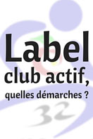 Label club actif, quelles démarches