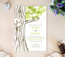 tree theme wedding