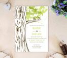 tree theme wedding