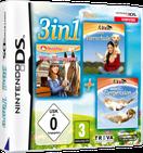 3in1: Meine Tierschule + Mein Westernpferd + Meine Tierpension – Tapsige Tierbabys